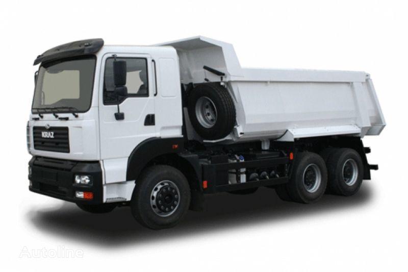 KRAZ C26.2M  tippvagn