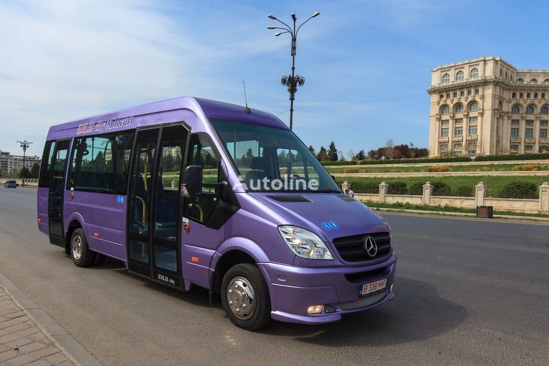 MERCEDES-BENZ IDILIS CITY 65 passagerare minibuss