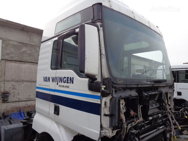 MAN Perfect condition EUROPE DELIVERY hytt till MAN TGX dragbil